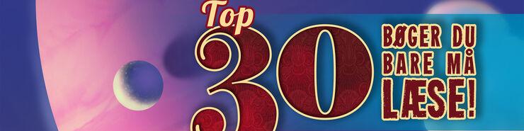 Top 30 - bøger du bare må læse