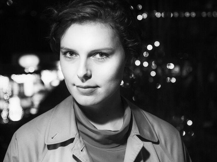 Ida Holmegaard. Foto: Alexander Lind