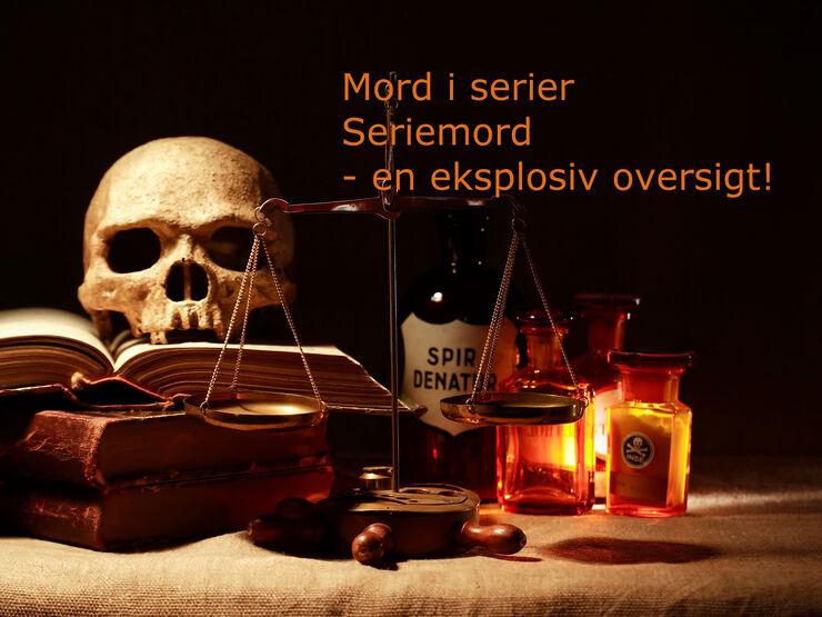 Mord i serier