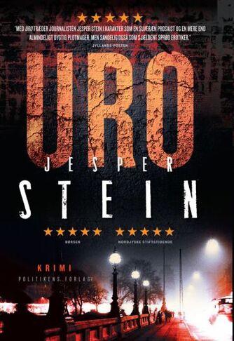 Jesper Stein: Uro : krimi