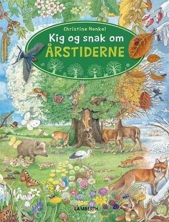 Christine Henkel: Kig og snak om årstiderne