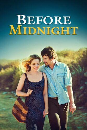 Richard Linklater, Julie Delpy, Ethan Hawke, Christos Voudouris: Before midnight