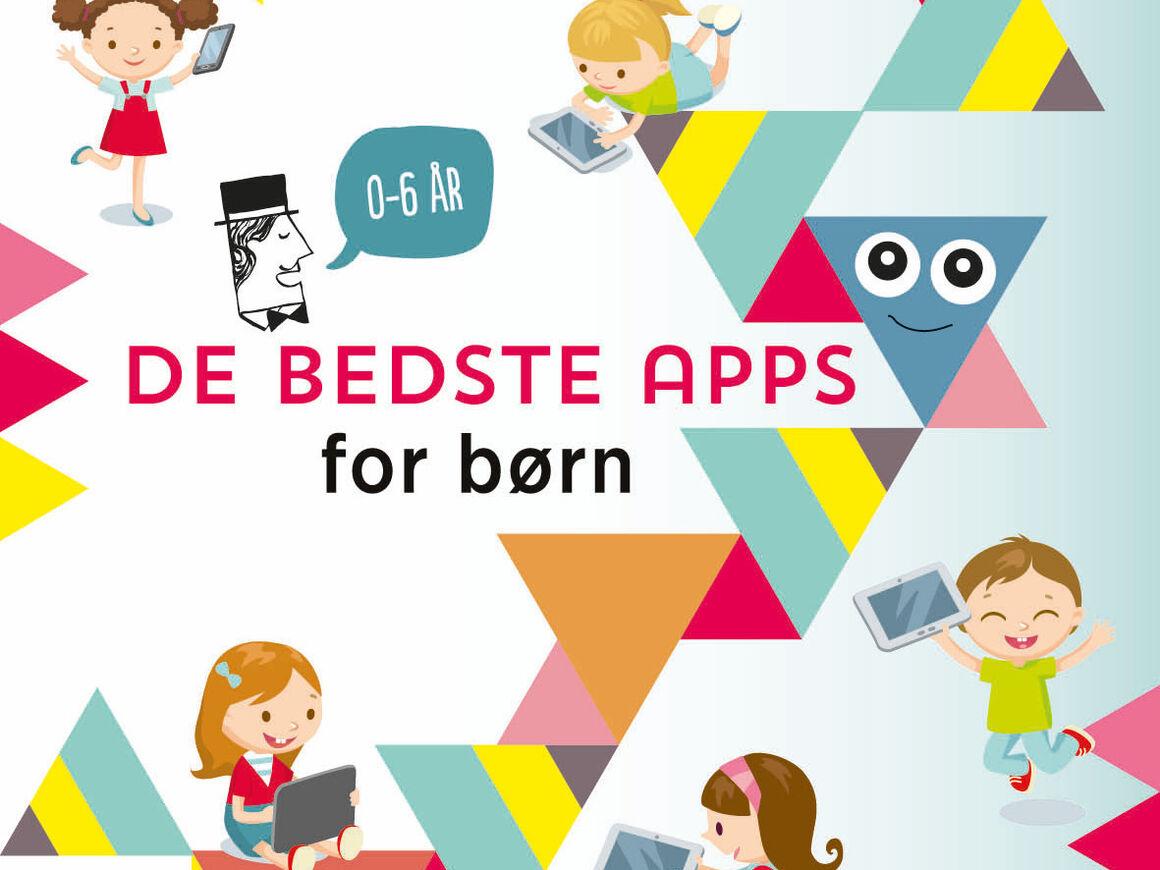 De bedste apps til børn