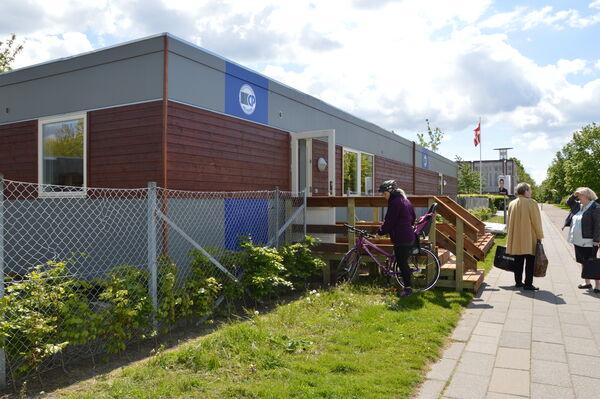 Nødbibliotek ved Kildegårdsskolen Vest