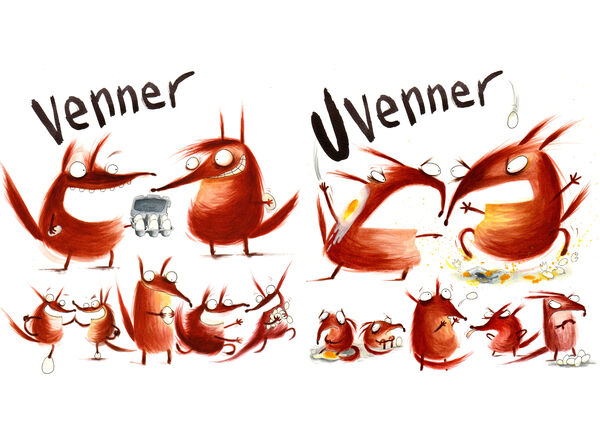 Venner/ Uvenner