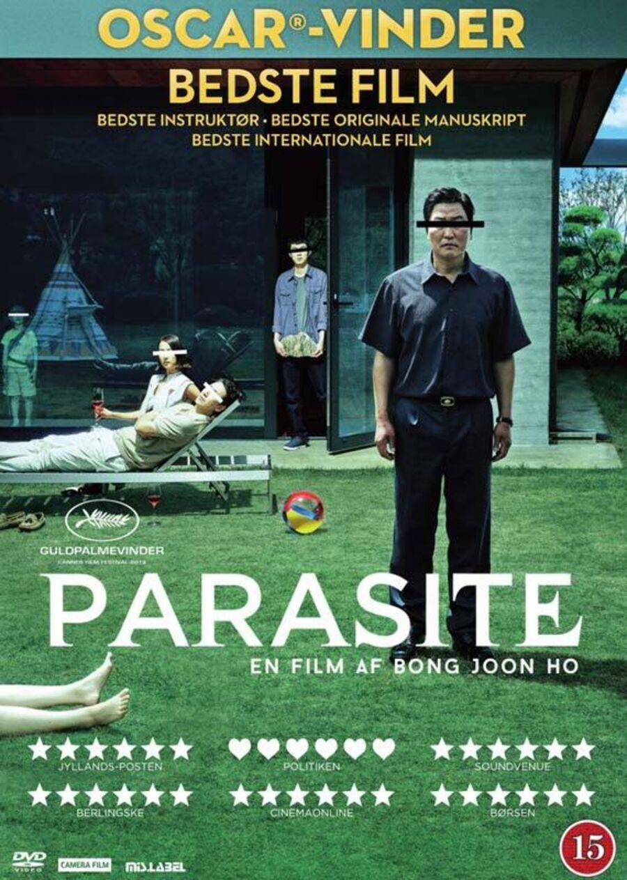 """Oscarvinderen """"Parasite"""" instrueret af Bong Joon-Ho"""