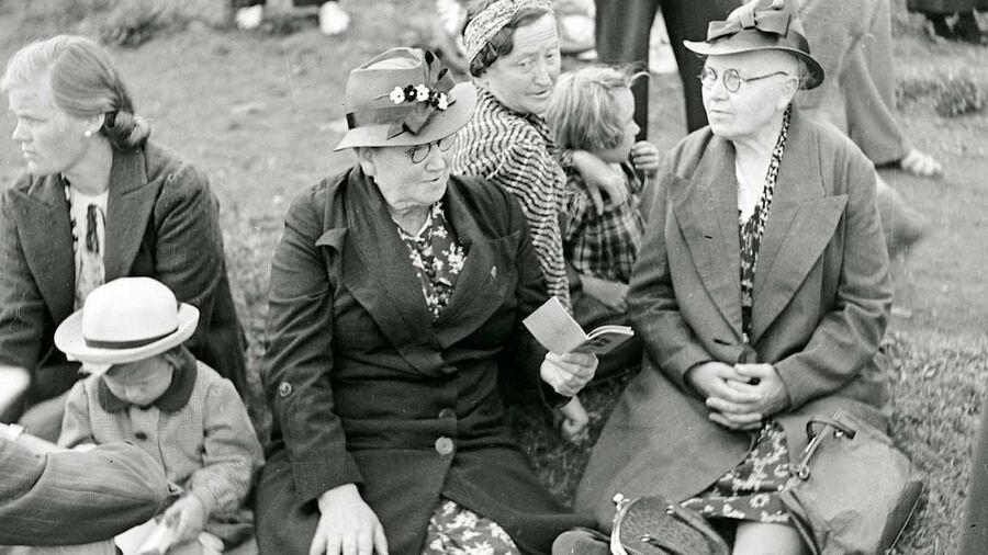 Alsang i Aalborg 1940
