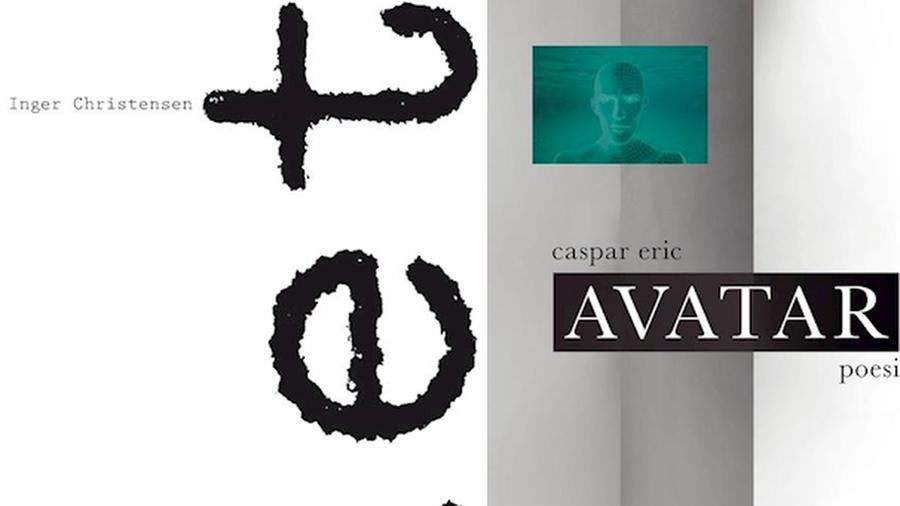 """Inger Christensen: det, 1969 og 'Avatar"""" af Caspar Eric, 2017"""