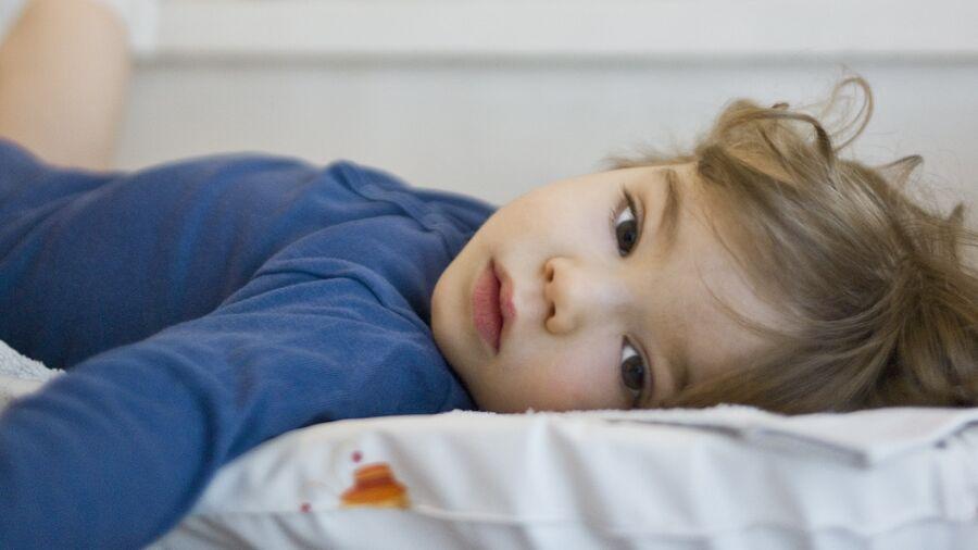 Barn der har svært ved at sove