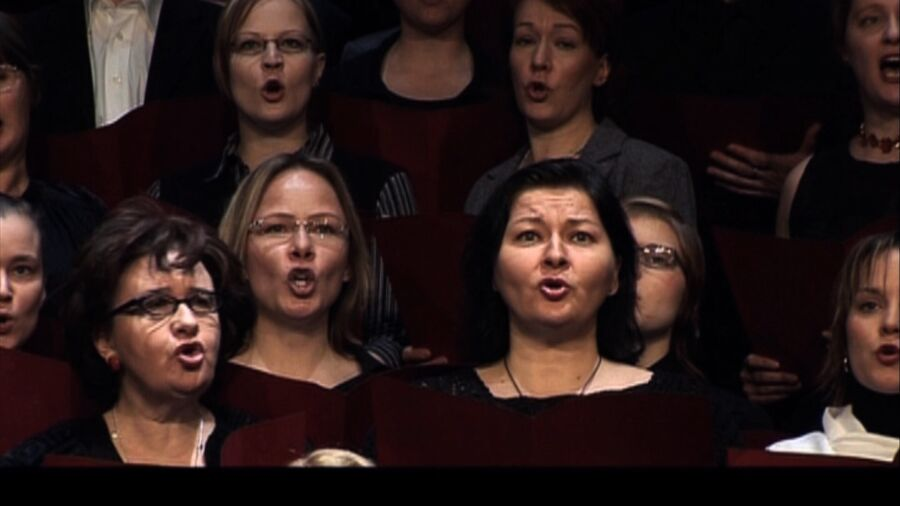 "Foto fra filmen ""Complaints Choir"", Filmstriben."