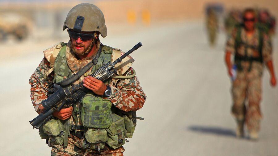 Dansk soldat i Helmand, Afghanistan