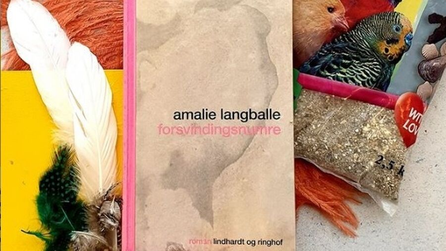 Amalie Langballes roman Forsvindingsnumre