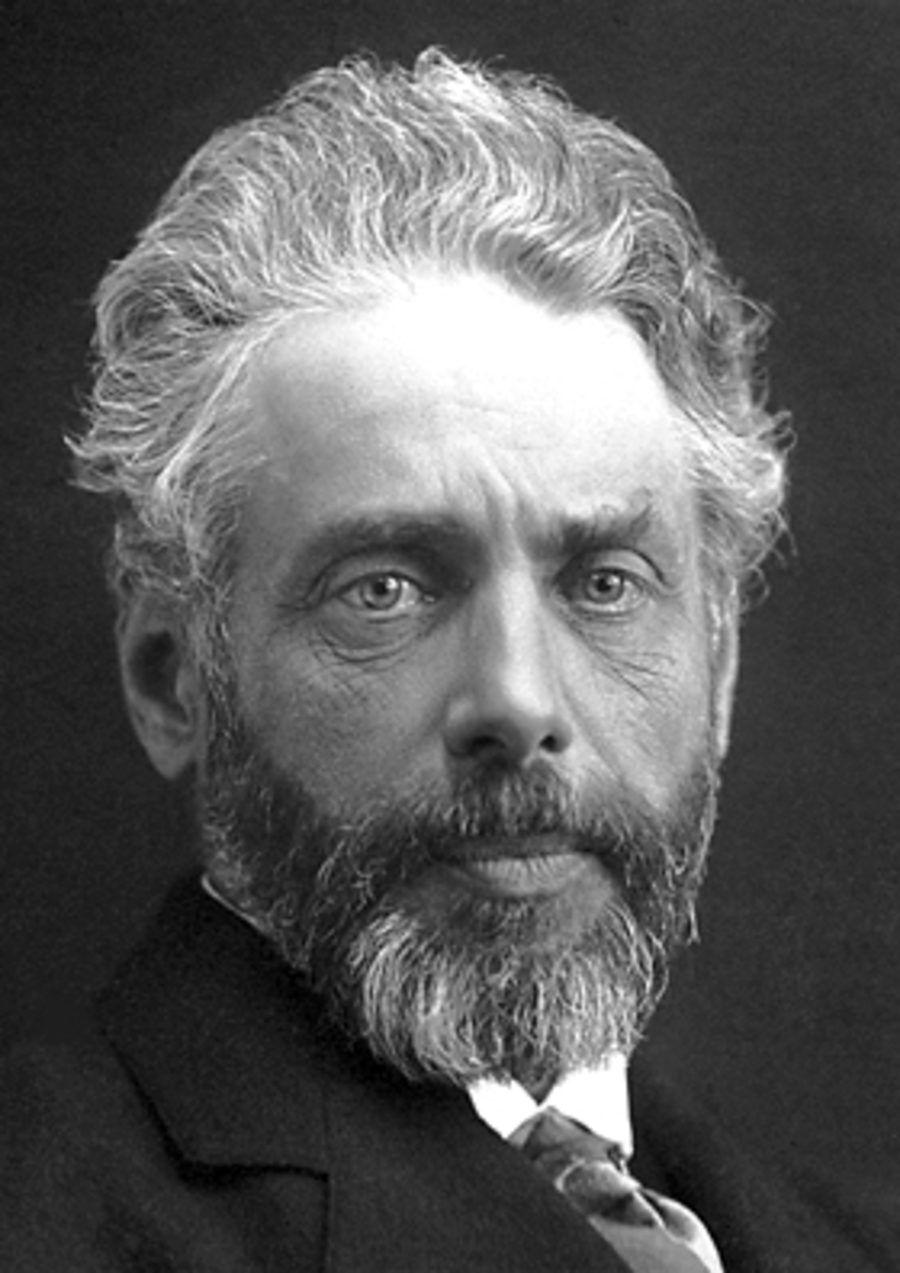 Henrik Pontoppidan(nobel arkiv)