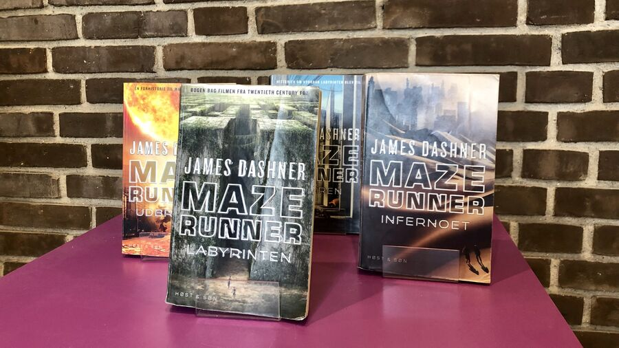 Maze Runner-bøgerne