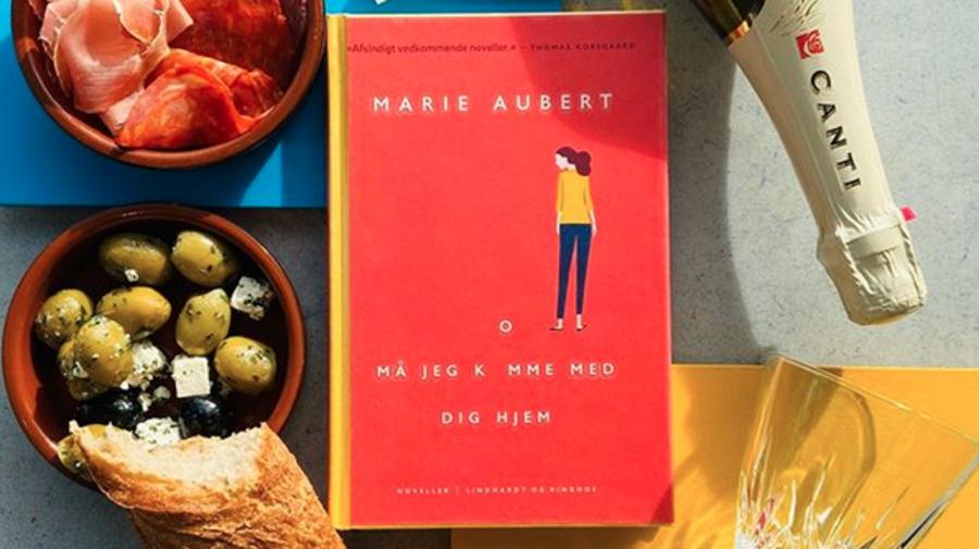 """Vi læser fra """"Må jeg komme med dig hjem"""" af Marie Aubert"""