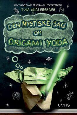 Tom Angleberger: Den mystiske sag om Origami Yoda