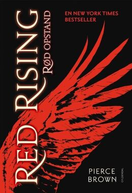 Pierce Brown (f. 1988): Rød opstand