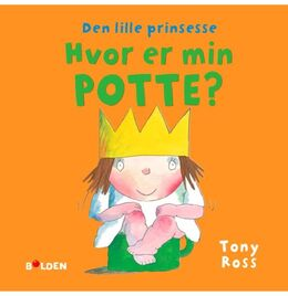 Tony Ross: Hvor er min potte?