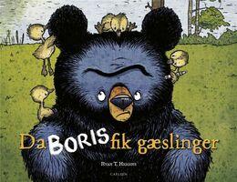 Ryan T. Higgins: Da Boris fik gæslinger