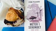 """D. 30. juni læser vi højt fra """"Meter i sekundet"""" og taler med forfatter Stine Pilgaard."""