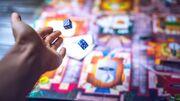 Brætspil, terninger