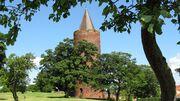 Som barn troede bibliotekets kulturformidler Gitte, at Gåsetårnet i Vordingborg tilhørte hendes familie.
