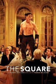Ruben Östlund, Ruben Östlund, Fredrik Wenzel: The square